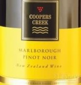 庫伯斯溪霍克斯灣黑皮諾干紅葡萄酒(Coopers Creek Pinot Noir, Hawke's Bay, New Zealand)