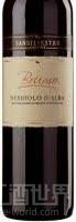 圣思维乔布鲁莫内比奥罗红葡萄酒(Cantine San Silvestro Brumo Nebbiolo d'Alba,Piedmont,Italy)