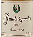 恩德勒与莫尔酒庄灰皮诺白葡萄酒(Enderle & Moll Grauburgunder, Baden, Germany)