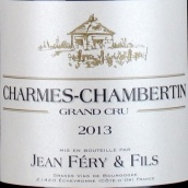 让费里父子酒庄(香牡-香贝丹特级园)红葡萄酒(Domaine Jean Fery&Fils Charmes-Chambertin Grand Cru,Cote de ...)