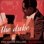 瓦涅酒庄公爵仙粉黛干红葡萄酒(Des Voigne The Duke Zinfandel,Washington,USA)