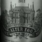 宝马庄园副牌(知己)干红葡萄酒(Alter Ego de Palmer,Margaux,France)