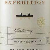 轻舟岭远征霞多丽干白葡萄酒(Canoe Ridge Vineyard The Expedition Chardonnay,Horse Heaven ...)