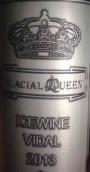 派利特瑞冰雪女王威代尔冰酒(Pillitteri Glacial Queen Ice Vidal, Niagara Peninsula, Canada)