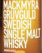 麦克米拉矿山之金瑞典单一麦芽威士忌(Mackmyra Gruvguld Swedish Single Malt Whisky, Sweden)
