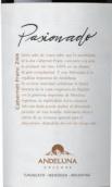 安第麓纳激情系列品丽珠干红葡萄酒(Andeluna Cellars Pasionado Cabernet Franc, Mendoza, Argentina)