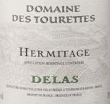 德拉斯兄弟图赫特园干白葡萄酒(Delas Freres Domaine des Tourettes Blanc,Hermitage,France)