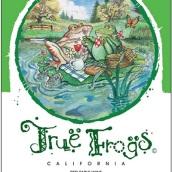 黑羊蛙与睡莲西拉干红葡萄酒(Black Sheep True Frogs Lily Pad Syrah,California,USA)
