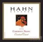 哈恩品丽珠干红葡萄酒(Hahn Estates Cabernet Franc,Central Coast,USA)