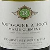 雷穆父子勃艮第阿里高特干白葡萄酒(Remoissenet Pere&Fils Bourgogne Aligote,Burgundy,France)