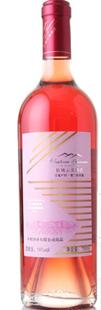 长城云漠酒庄特级精选蜜盟桃红酒葡萄酒(Chateau Yunmo Greatwall Superior Selection Rose,Yantai,China)