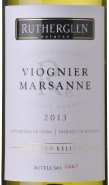 路斯格兰限量维欧尼玛珊混酿白葡萄酒(Rutherglen Estates Limited Release Viognier Marsanne,...)
