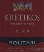 Boutari Kretikos Red, Crete, Greece