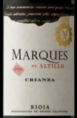 索莱斯巴高阿雷私家阁楼佳酿干红葡萄酒(Felix Solis Pagos del Rey Marques de Altillo Crianza,Rioja ...)