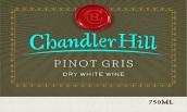 钱德勒山灰皮诺干白葡萄酒(Chandler Hill Vineyards Pinot Gris,Missouri,USA)