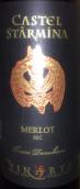 斯达米娜城堡干红葡萄酒(Vinarte Castel Starmina Terase Danubiene Merlot,Mehedinti,...)