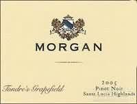 摩根名城黑皮诺干红葡萄酒(Morgan Winery Tondre Grapefield Pinot Noir,Santa Lucia ...)