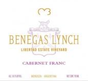 貝內加斯林奇品麗珠干紅葡萄酒(Bodega Benegas Lynch Cabernet Franc, Mendoza, Argentina)