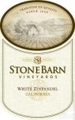 德利卡石头园仙粉黛桃红葡萄酒(Delicato Family Vineyards Stone Barn Vineyards White Zinfandel, California, USA)