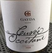 歌易达酒庄欧西丹特酿干白葡萄酒(Domaine Gayda Cuvee Occitane Blanc, Vin de Pays d'Oc, France)