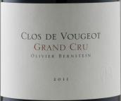 柏恩斯坦酒庄伏旧特级园干红葡萄酒(Olivier Bernstein Clos De Vougeot Grand Cru,Cote de Nuits,...)