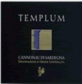 肯笛娜路亚迪普鲁姆干红葡萄酒(Cantina Gallura Templum, Cannonau di Sardegna DOC, Italy)