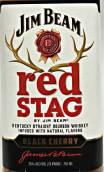 占边红牡鹿黑樱桃利口酒(Jim Beam Red Stag Black Cherry Liqueur,Kentucky,USA)