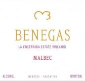 貝內加斯恩斯拉達莊園馬爾貝克干紅葡萄酒(Bodega Benegas La Encerrada Estate Vineyard Malbec, Mendoza, Argentina)