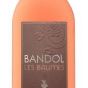 洛克风车宝美斯桃红葡萄酒(Moulin de la Roque Bandol Les Baumes Rose,Provence,France)