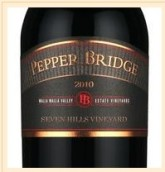 胡椒桥七山园干红葡萄酒(Pepper Bridge Seven Hills Vineyard Wine,Walla Walla Valley,...)
