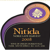 尼蒂达高级晚收白葡萄酒(Nitida Noble Late Harvest,Durbanville,South Africa)