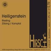 Weingut Hirsch Heiligenstein Riesling,Kamptal,Austria