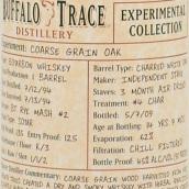 水牛足迹实验收藏纯波本威士忌(Buffalo Trace Distillery Experimental Collection Straight ...)