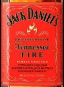 杰克丹尼田纳西之火肉桂利口酒(Jack Daniel's Tennessee Fire Cinnamon Liqueur,Tennessee,USA)