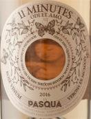 帕斯卡酒庄11分钟桃红葡萄酒(Pasqua 11 Minutes Rose della Venezie IGT, Veneto, Italy)