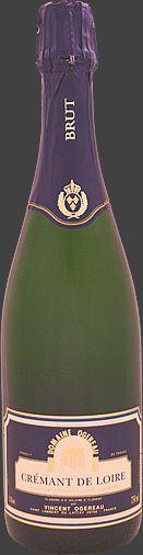 奥杰罗卢瓦尔河起泡酒(Domaine Ogereau Cremant De Loire,Loire,France)
