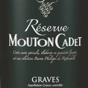 罗斯柴尔德男爵木桐嘉棣珍藏干红葡萄酒(格拉夫)(Baron Philippe de Rothschild Reserve Mouton Cadet,Graves,...)
