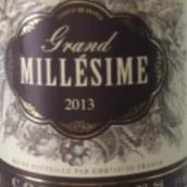大嘉年干红葡萄酒(Grand Millesime,Cobbieres,France)