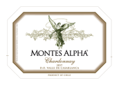 蒙特斯欧法霞多丽干白葡萄酒(Montes Alpha Chardonnay, Casablanca Valley, Chile)