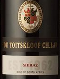 图瓦酒庄西拉干红葡萄酒(Du Toitskloof Shiraz,Western Cape,South Africa)