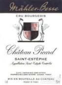 皮卡酒庄干红葡萄酒(Chateau Picard,Saint-Estephe,France)