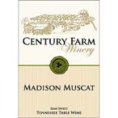 世纪农场麦迪逊麝香半甜白葡萄酒(Century Farm Winery Madison Muscat,Tennessee,USA)