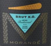 莫任得K.O.干型起泡酒(Morande Espumante Brut K.O.,Chile)