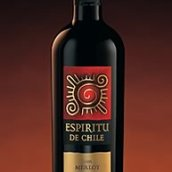 阿雷斯蒂精灵梅洛干红葡萄酒(Aresti Espiritu de Chile Merlot,Central Valley,Chile)