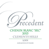 前例酒庄白诗南干白葡萄酒(Precedent Sec Chenin Blanc,Clements Hills,USA)