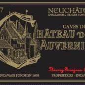 Caves du Chateau d'Auvernier 'Oeil de Perdrix' Rose,...