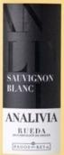索莱斯巴高阿雷安利维长相思干白葡萄酒(Felix Solis Pagos del Rey Analivia Sauvignon Blanc,Rueda,...)