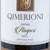 奇美欧尼干红葡萄酒(Qimerioni Anguri,Gurjaani,Georgia)