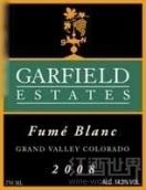 加菲尔德酒庄白芙美长相思白葡萄酒(Garfield Estates Fume Blanc Sauvignon Blanc, Grand Valley Colorado, USA)