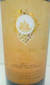 马丁迪曼赤霞珠干红葡萄酒(Martin Deman Cabernet Sauvignon, McLaren Vale, Australia)